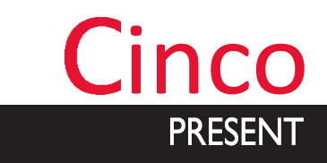 Cinco Present logo