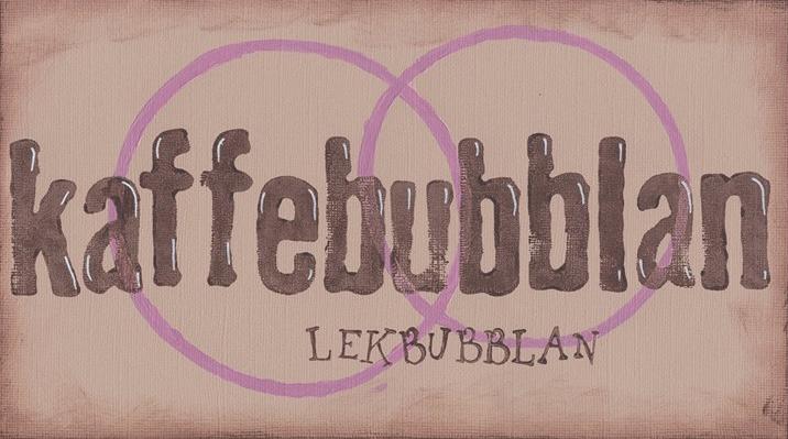 Kaffebubblan logo